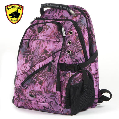 Guard Dog Proshield Prym Pinkout - Level IIIA Bulletproof Backpack