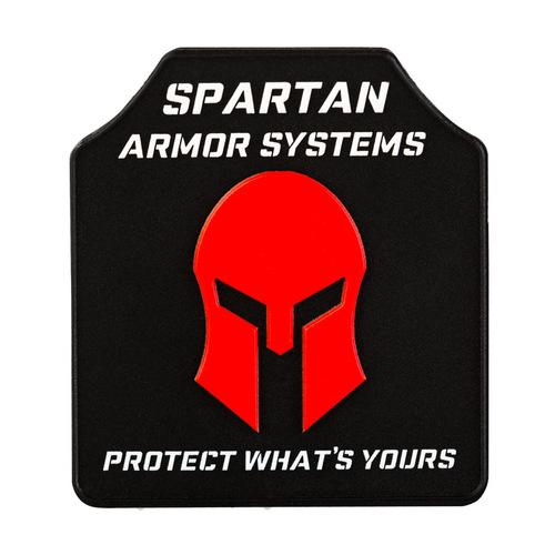 Protect What's Yours! Spartan Armor Systems Moral Patch