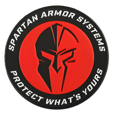 Spartan Armor Systems Patch