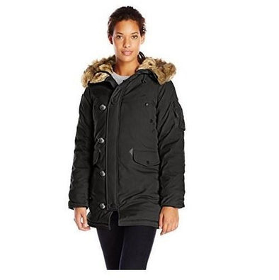 Talos Ballistics Level IIIA Everest Women's Bulletproof Parka
