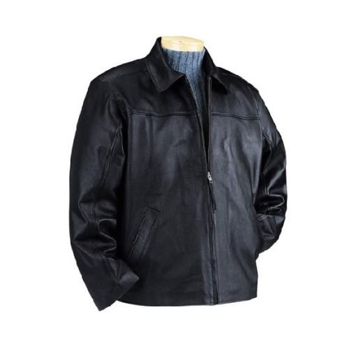 Talos Ballistics Level IIIA Men's Falcon Bulletproof Leather Jacket