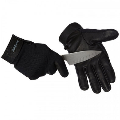 Blade Runner Valour Leather Gloves - Cut Resistance Level 4 - Puncture Resistant Fingertips