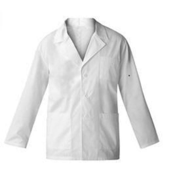 BulletBlocker NIJ IIIA Bulletproof Medical Lab Coat