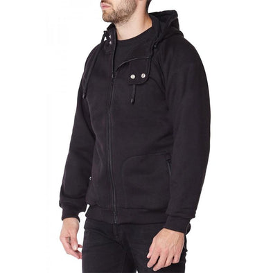 Blade Runner Anti-Slash Hooded Top With Cut Resistant Lining