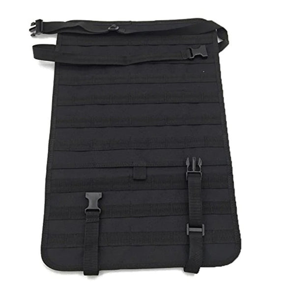Tactical MOLLE Car Seat Back Organizer