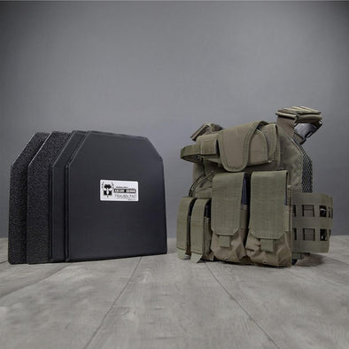 AR500 Armor Veritas Fully Loaded Package (Black Friday Gift)