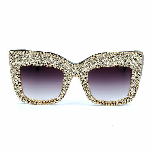 Diamond Fashionable Sunglasses