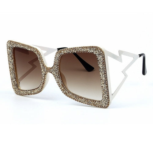Passion Oversize Sunglasses