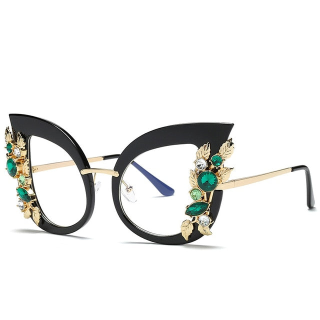 Lydia Cat Eye Sunglasses
