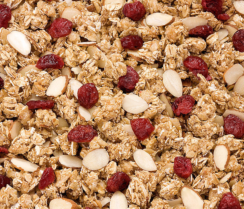 Almond, Cranberry Granola