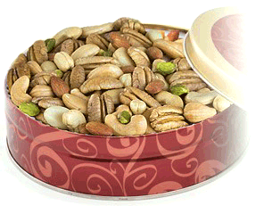 Deluxe Mix No Peanuts (Gift Tin)