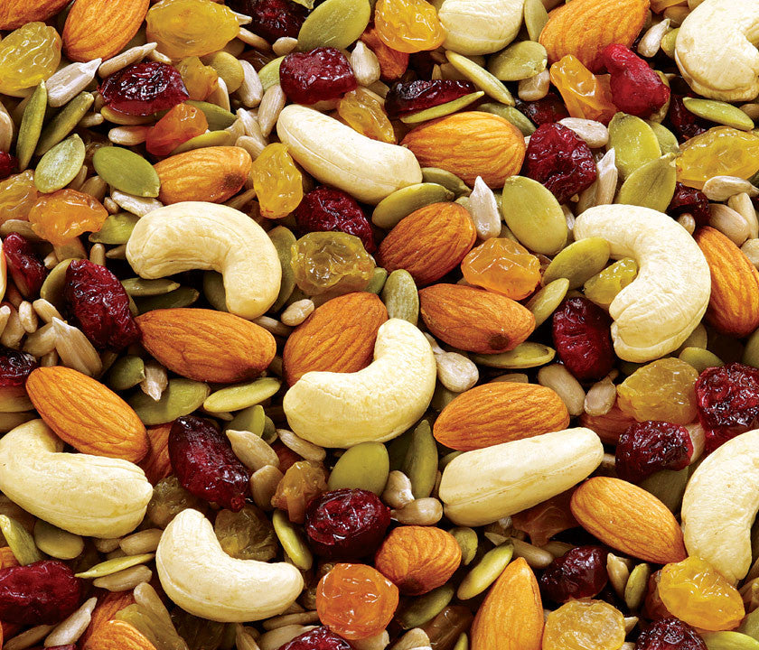 Heart Healthy Nut Mix