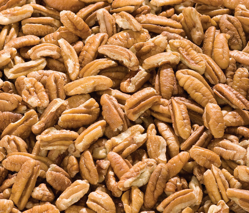 Fancy Medium Pecan Pieces Natural