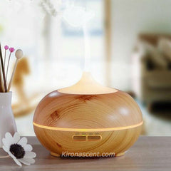 AURORA'S DEW AROMA DIFFUSER LIGHT WOOD