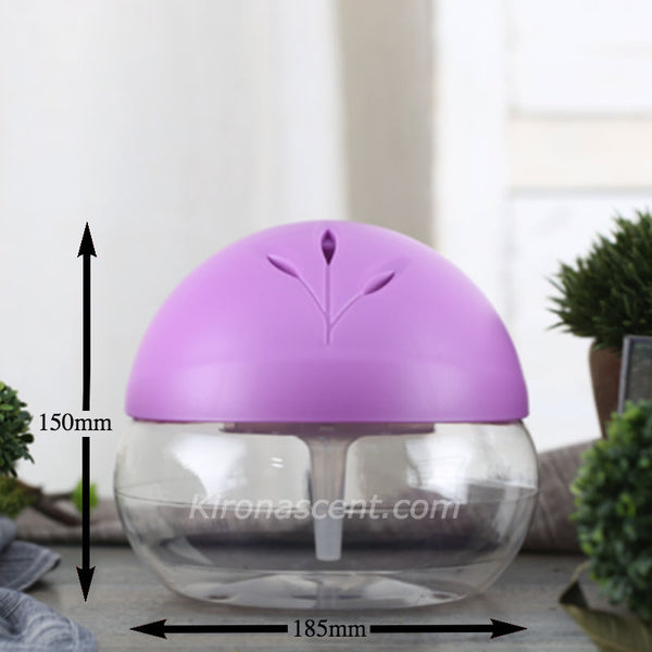 LUCKY SPHERE AIR PURIFIER PURPLE