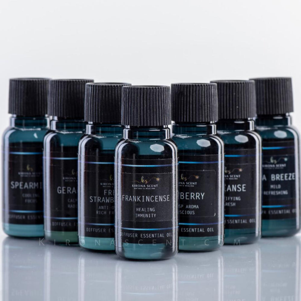 30ml Diffuser Essential Oil (Pack of 10) (New Deal)