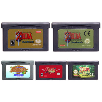 The Legend of Zelda - GBA Collection
