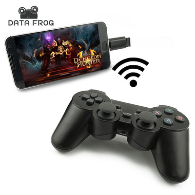Datafrog™ Wireless Controller (PC, Mac, iOS, Android)