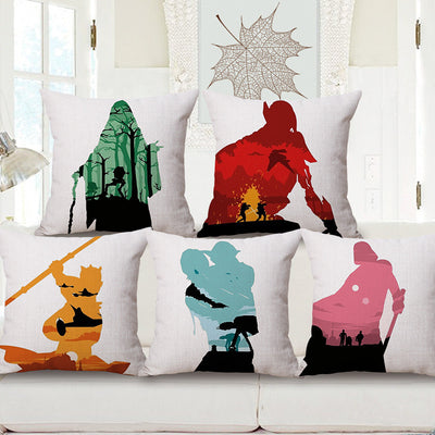 Modern Art Pillow - Star Wars Linen Edition - HOT!