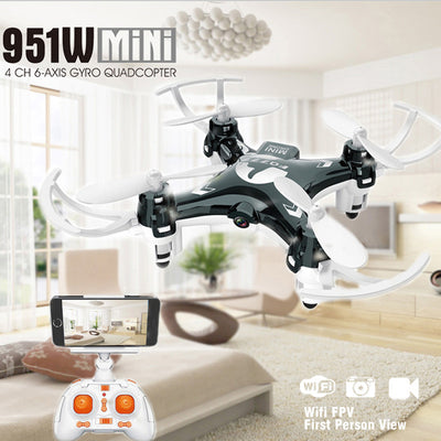 Smart Drone with HD Camera & Wi-Fi