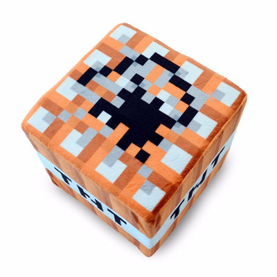 TNT - Minecraft Plush Pillow