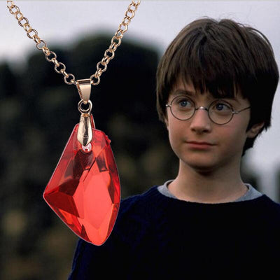 The Philosopher's Stone Necklace