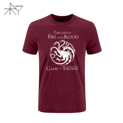 Fire and Blood - Targaryen T-Shirt