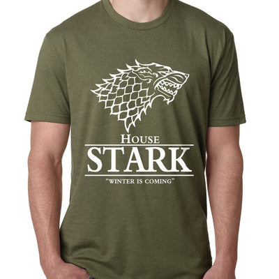 The House of Stark - T-Shirt