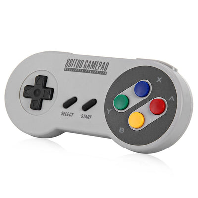 8Bit Retro Bluetooth Controller (PC, Mac, iOS, Android)