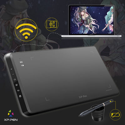 XP-Pen™ - Wireless Drawing Tablet