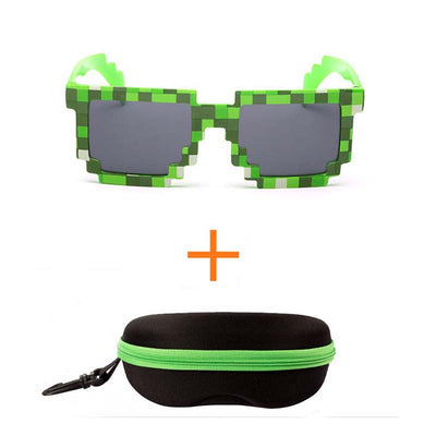 2 Colour pack - Minecraft Sunglasses