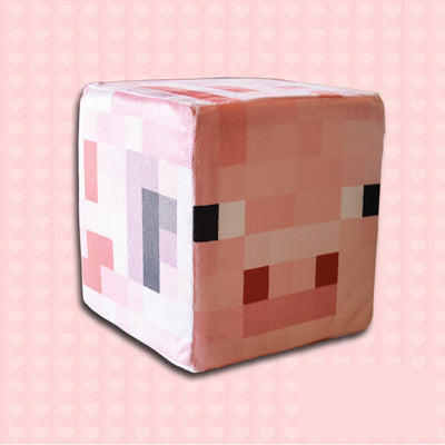 Ping Pig - Minecraft Plush Pillow