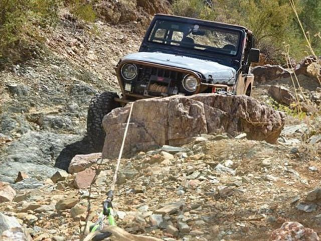 Tips to Winching Safely