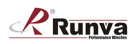 Runva Performance Winches and Recovery Gear Logo