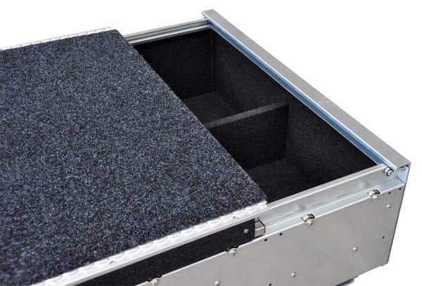 Boab Jeep JK 4x4 Single Drawer System | RDUJEP - Drawer System