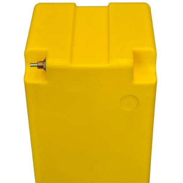 Boab Poly Diesel Tank Double Jerry Can | 40 Litre - Fuel Tank