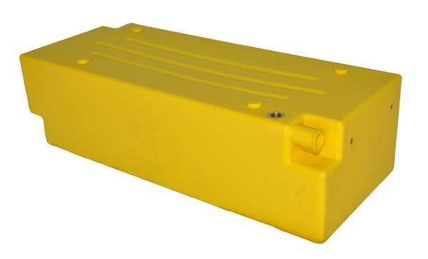Boab Poly Diesel Tank | Flat or Vertical | 58 Litre - Fuel Tank
