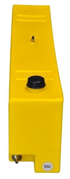 Boab Poly Diesel Tank Universal Fit | 55 Litre - Fuel Tank