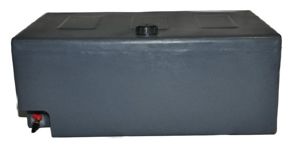 Boab Poly Universal Rectangle Water Tank | 120 Litre - Water Tank
