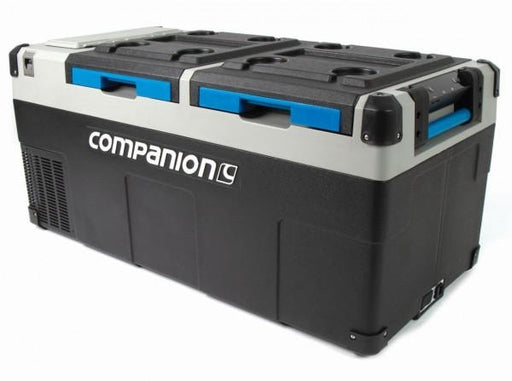 Companion Lithium 75L Dual Zone Rechargeable Fridge Freezer - Portable Fridge/Freezer