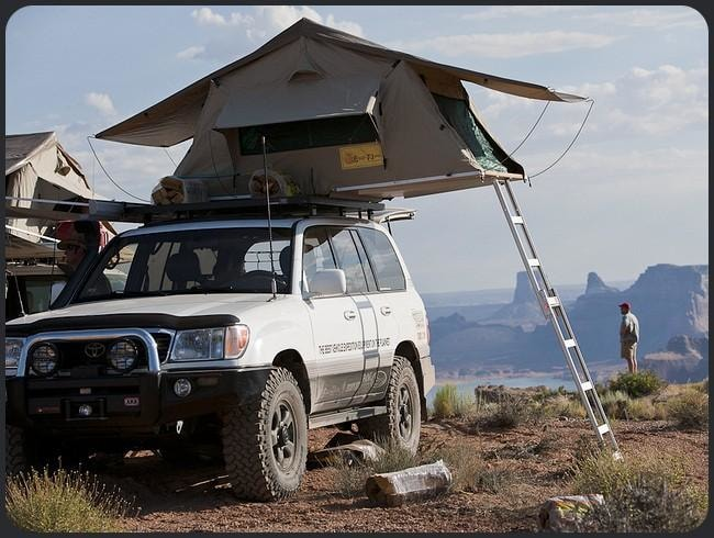 Eezi-Awn 4x4 Roof Top Trailer Tent | Series III - Rooftop Tent