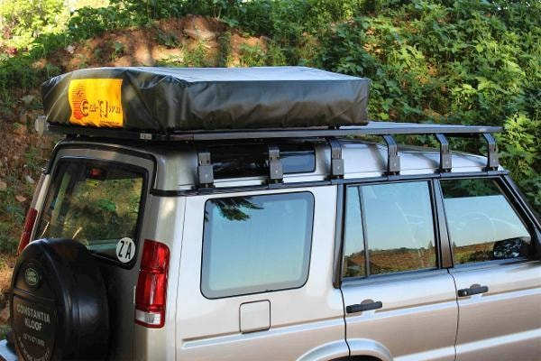 Eezi-Awn K9 Land Rover Discovery 2 Roof Rack - Roof Racks