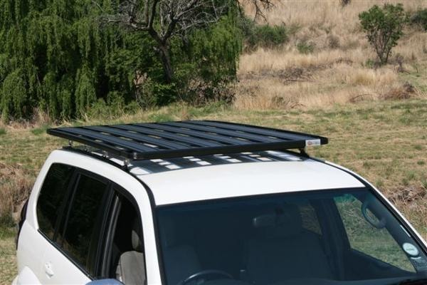 Eezi-Awn K9 Toyota Land Cruiser Prado 150 Roof Rack - Roof Racks