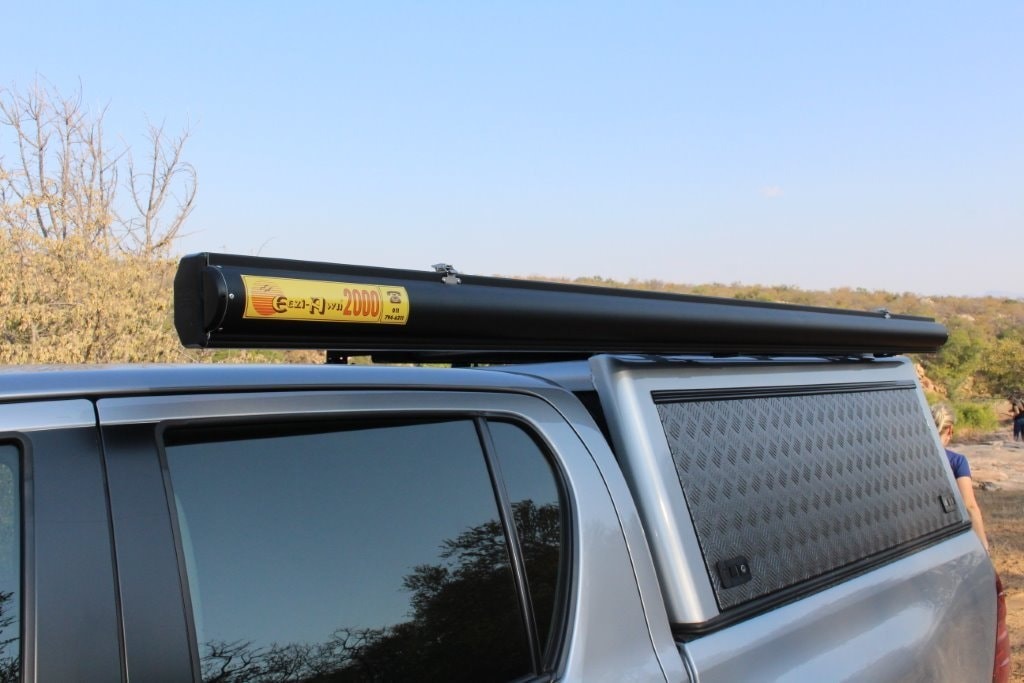 Eezi-Awn Series 2000 4WD Awning - Vehicle Awnings