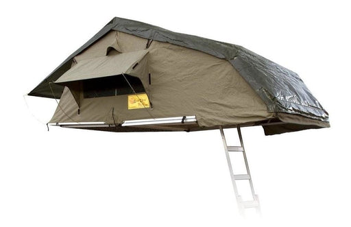 Eezi-Awn T-Top 4x4 Roof Top/Trailer Tent with Ground-Level Room | Xklusiv - Rooftop Tent