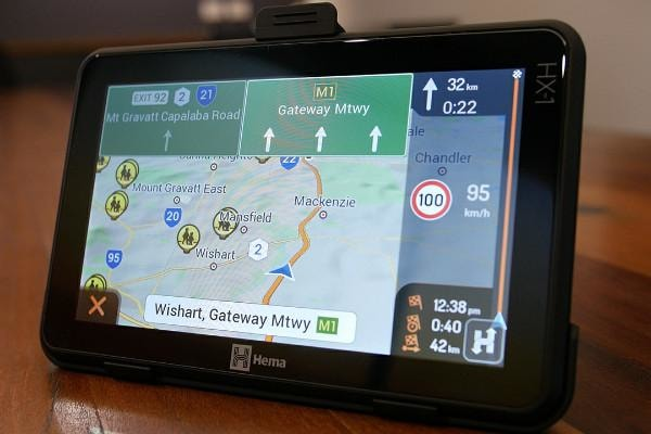 Hema HX-1 Off-Road/On-Road Navigator GPS - GPS
