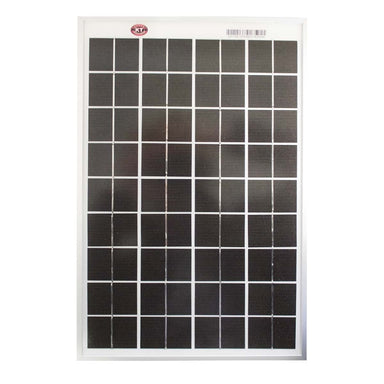 KT 10 Watt 12V Single Cell Mono-Crystalline Solar Panel - Solar Panel