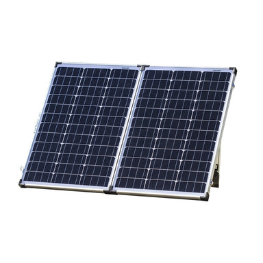 KT 120 Watt 12V Mono-crystalline Folding Solar Panel Kit - Solar Panel