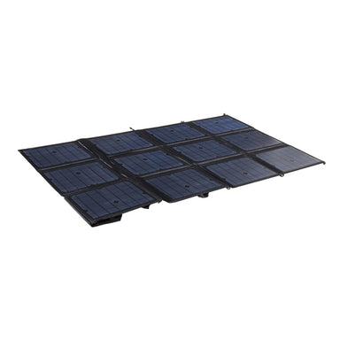 KT 150 Watt 12V Portable Solar Folding Blanket - Solar Panel
