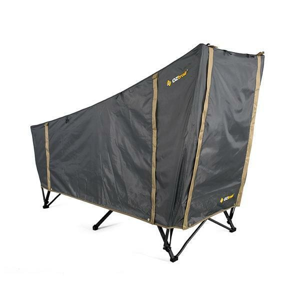 OZtrail Easy Fold Stretcher Tent | Single - Tent